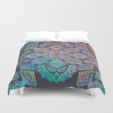 Boho Intense Duvet Cover