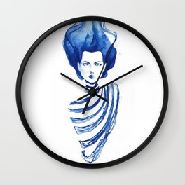 Watercolour Faery Wall Clock