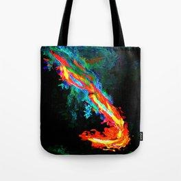 Abstract Print #1 Tote Bag