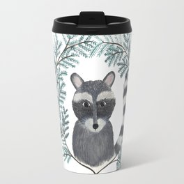 Banjo the Raccoon Travel Mug