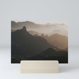Enjoy The Moment - Landscape and Nature Photograph Mini Art Print