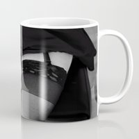 notorious big Mugs featuring notorious by taila forbes