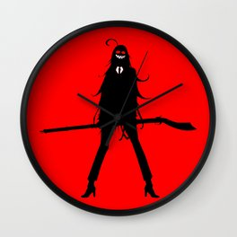 Black Butler Grell Sutcliff Wall Clock