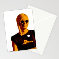 PANTHERION: Viola Wachter Stationery Cards