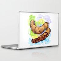 vietnam Laptop & iPad Skins featuring Vietnam Tamarind by Vietnam T-shirt Project