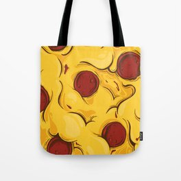 Center Piece a' Pizza Tote Bag