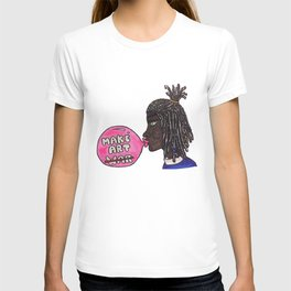 A Bubble Gum Narrative T-shirt
