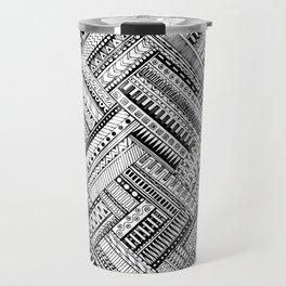 Urban Texture Travel Mug