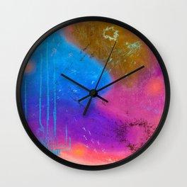 Chalkstock Drawing Invert Wall Clock