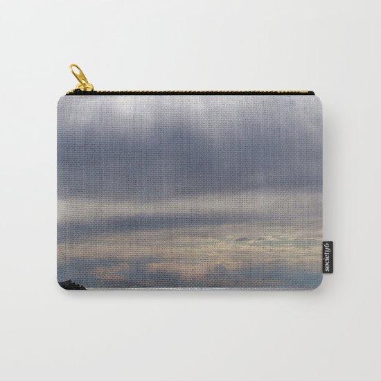 Raining Sunlight Carry-All Pouch