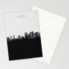 City Skylines: Austin (Alternative) Stationery Cards