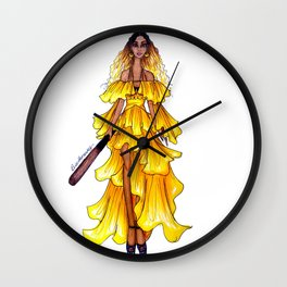 Hold Up. Wall Clock