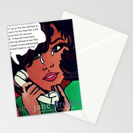 Popping Art Hello Stationery Cards