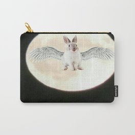 Moonrabbit 6 (alternate) Carry-All Pouch