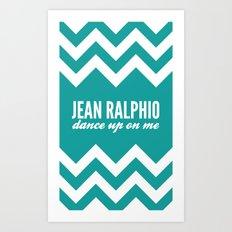 Jean Ralphio - Parks and Recreation Art Print