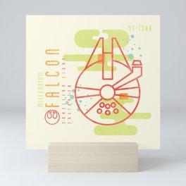 """""""MNML: YT-1300"""" by Josh Ln Mini Art Print"""