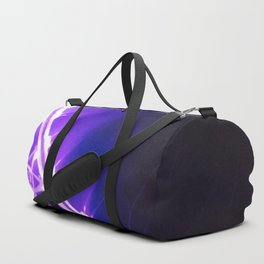 vegas ferris wheel lights Duffle Bag