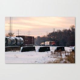 Bridgeport Local Canvas Print