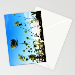 out back Stationery Cards