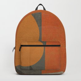 Sad Sun Backpack