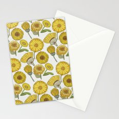 Calendula Florals Stationery Cards
