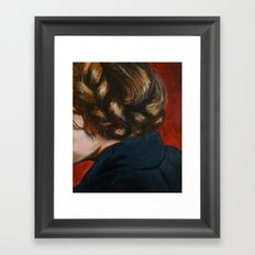 Ruth Framed Art Print