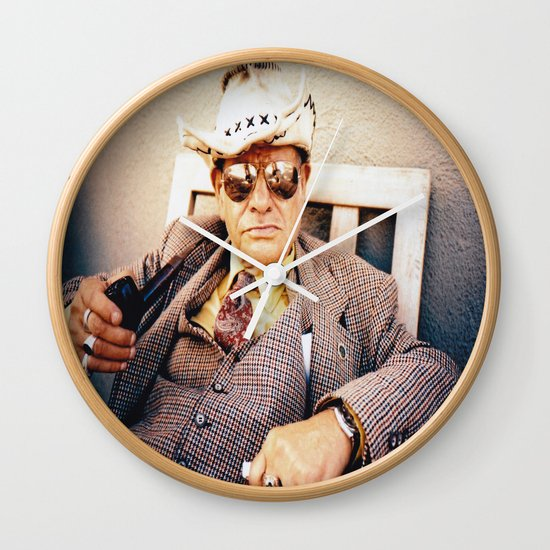 jimmy Wall Clock