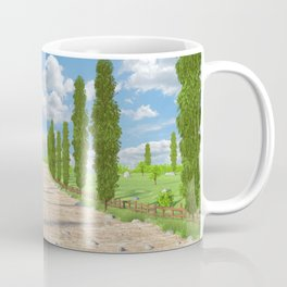 Path Cipres Coffee Mug