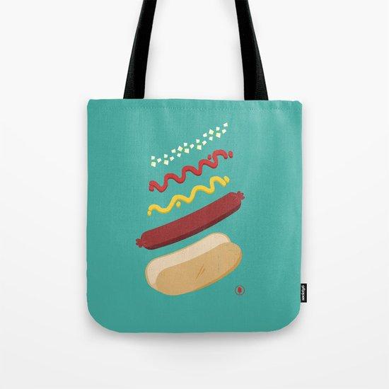 HUT DUG Tote Bag