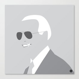 Joe Biden Canvas Print