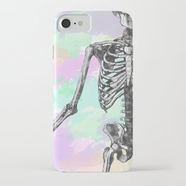 Groove Skeleton iPhone Case