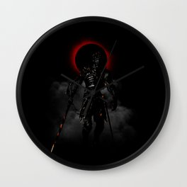 Soul of Cinder Wall Clock