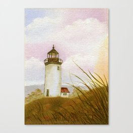 DELAWARE LIGHTHOUSE Canvas Print