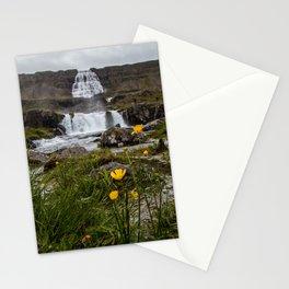 Dynjandi I Stationery Cards