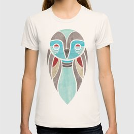 owl colour T-shirt