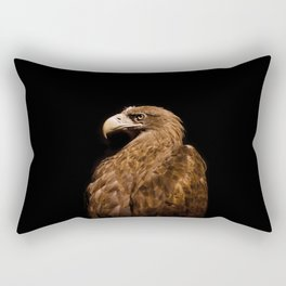 Aquila chrysaetos Golden eagle Rectangular Pillow