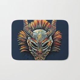 Killmonger Tribal Mask Bath Mat