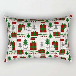 Festive Christmas mood Rectangular Pillow