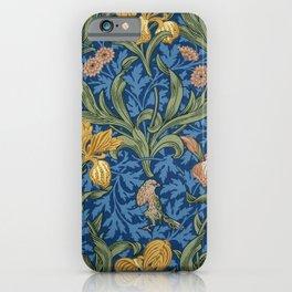 William Morris Flowers iPhone Case