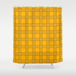 Ugh, as if!  Shower Curtain