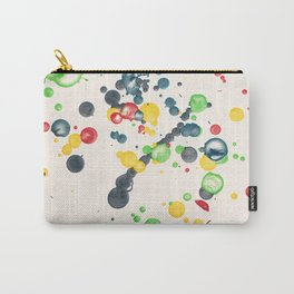 Crayon Love: Splatter This Carry-All Pouch