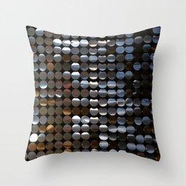 DISCO lg Throw Pillow
