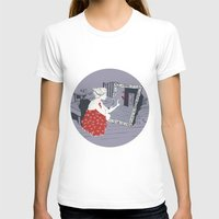 mirror T-shirts featuring mirror by liva cabule