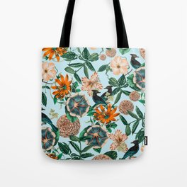 Forest Birds #nature #tropical Tote Bag