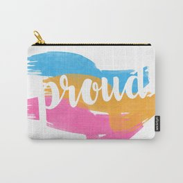 Proud Pansexual Carry-All Pouch