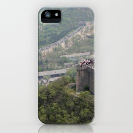 GreatWall20160106 iPhone Case