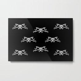 King Crab Metal Print
