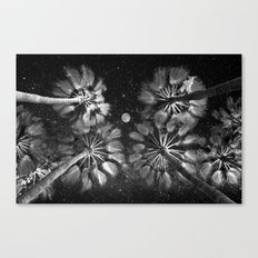Elevated Paradise ~ Moon Shade Canvas Print