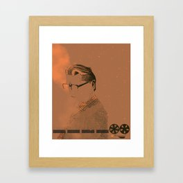 TINKER TAILOR SOLDIER SPY 1 Framed Art Print