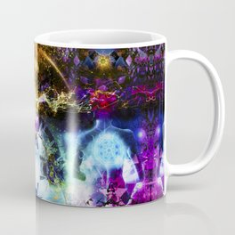 The Center Of Imagination Coffee Mug
